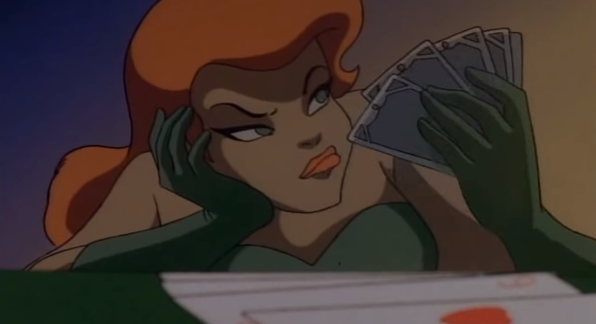 batman the animated series poison ivy