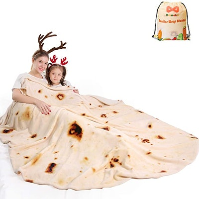 mermaker Tortilla Blanket