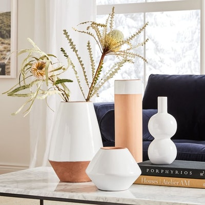 Mexican Terracotta Vases