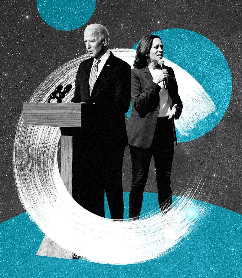 Joe Biden & Kamala Harris' Astrological Compatibility Shows What May Be Ahead