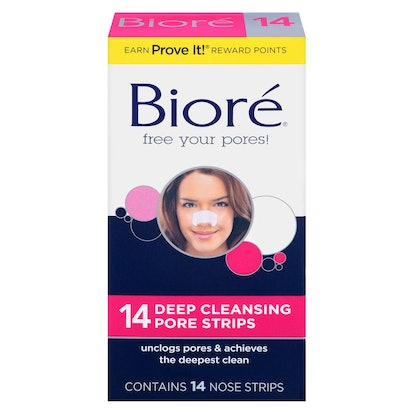 Deep Cleansing Pore Strips - Nose