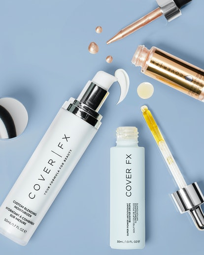 Cover FX's new moisturizer is here as the brand's first foray into skin care.