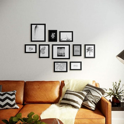 SONGMICS Assorted Picture Frames (10-Pack)