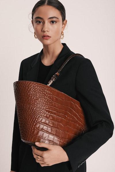 Maxi Basket Bag