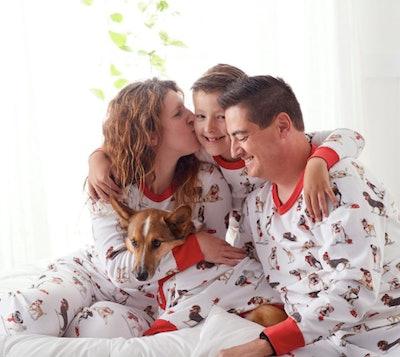 Company Organic Cotton™ Family Snug-Fit Pajama Set