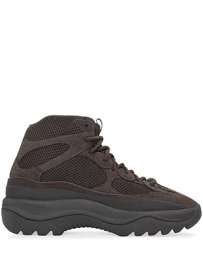"Yeezy ""Oil"" desert boots"