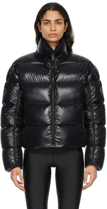 6 Moncler 1017 ALYX 9SM Black Down Caliste Jacket