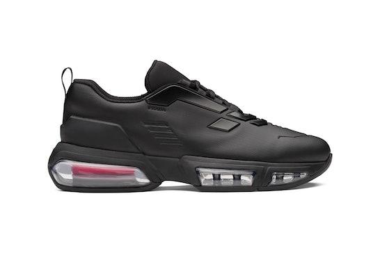 Prada Linea Rossa Collision Technical Fabric Sneaker