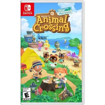 'Animal Crossing: New Horizons'