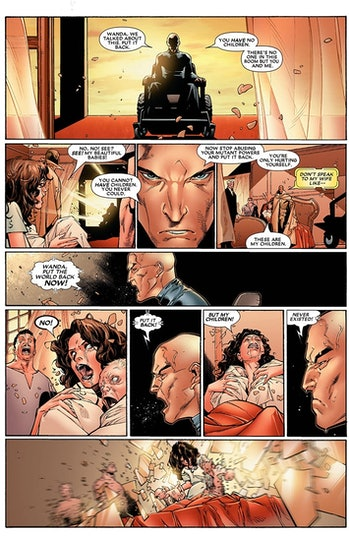 Marvel WandaVision House of M