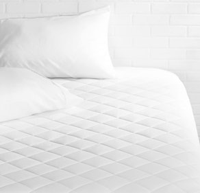 Amazon Basics Quilted Mattress Topper