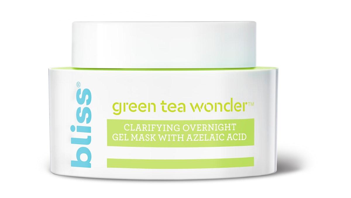 Green Tea Wonder Clarifying Overnight Gel Mask with Azelaic Acid