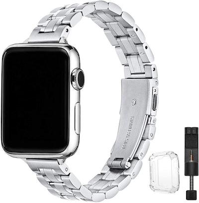 STIROLL Thin Replacement Apple Watch Band