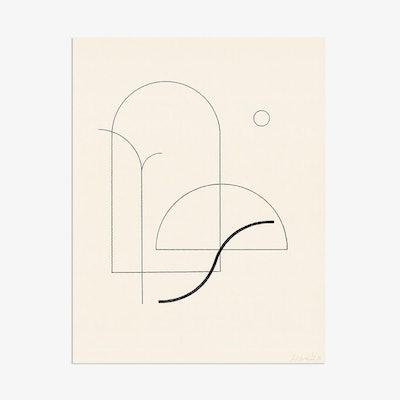 'Summer Lovin' Print