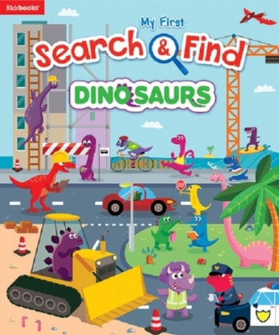 Search & Find: Dinosaurs