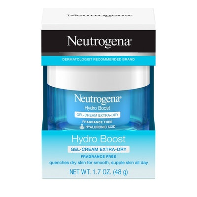 Unscented Hydro Boost Hyaluronic Acid Gel Face Moisturizer