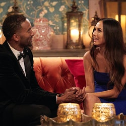Abigail Heringer opened up about her decision to tell Matt about her hearing loss on night one of 'The Bachelor'
