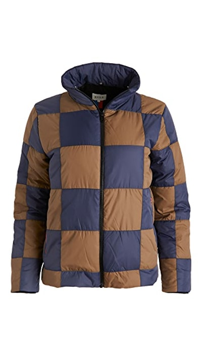 The Checkered Puffer