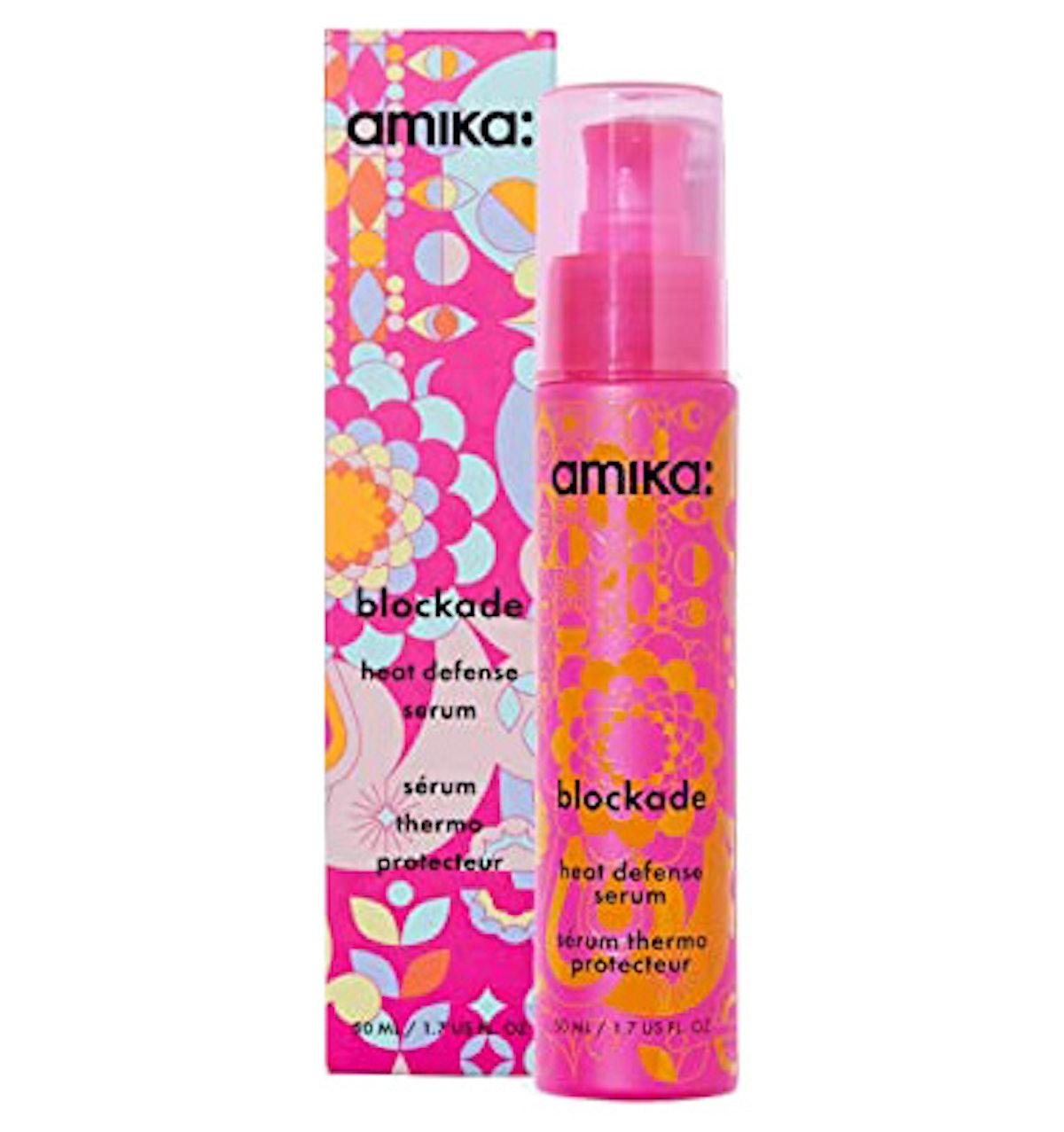 amika Blockade Heat Defense Serum