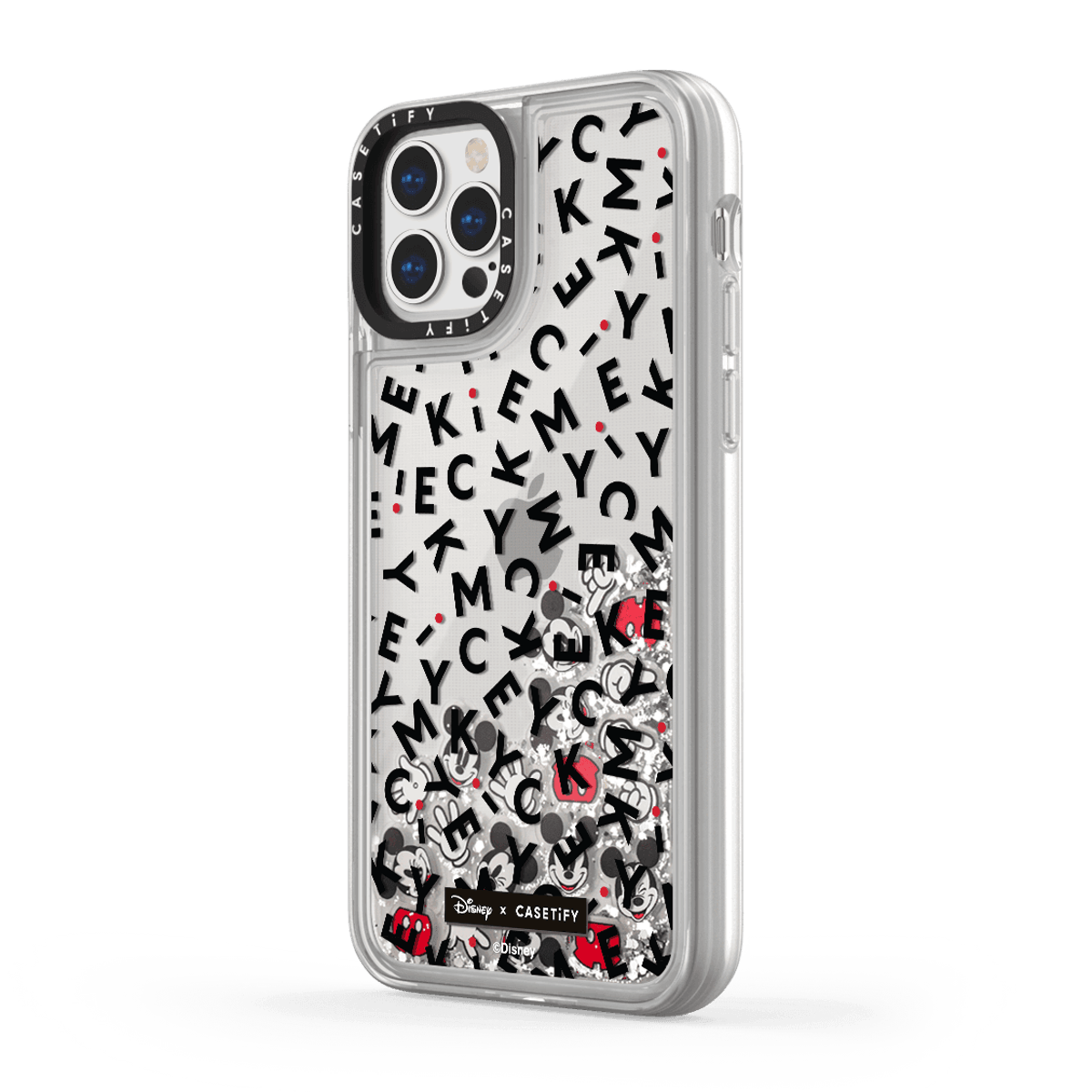 Jumbled Mickey Mouse Case