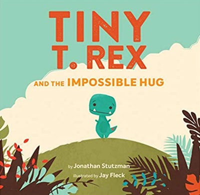 Tiny T. Red and the Impossible Hug