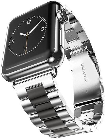 U191U Stainless Steel Apple Watch Band