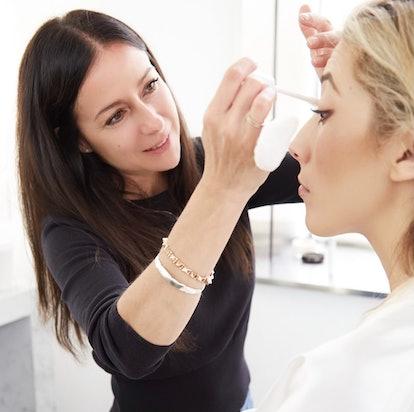 Sabrina Bedrani makeup