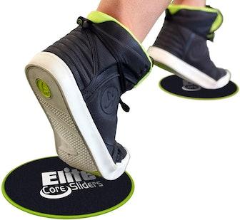 Elite Sportz Equipment Core Exercise Sliders (Set of 2)