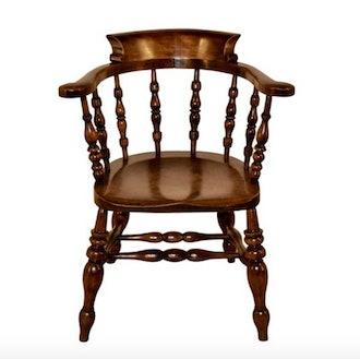 19th-C. Captain's Chair
