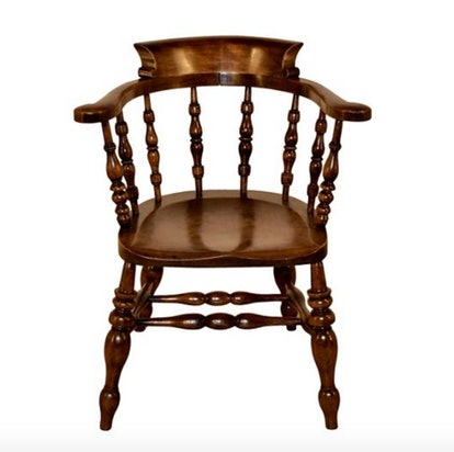 19th-C. Captain's Chair
