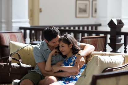 One Valentine's Day movie to watch is Crazy Rich Asians
