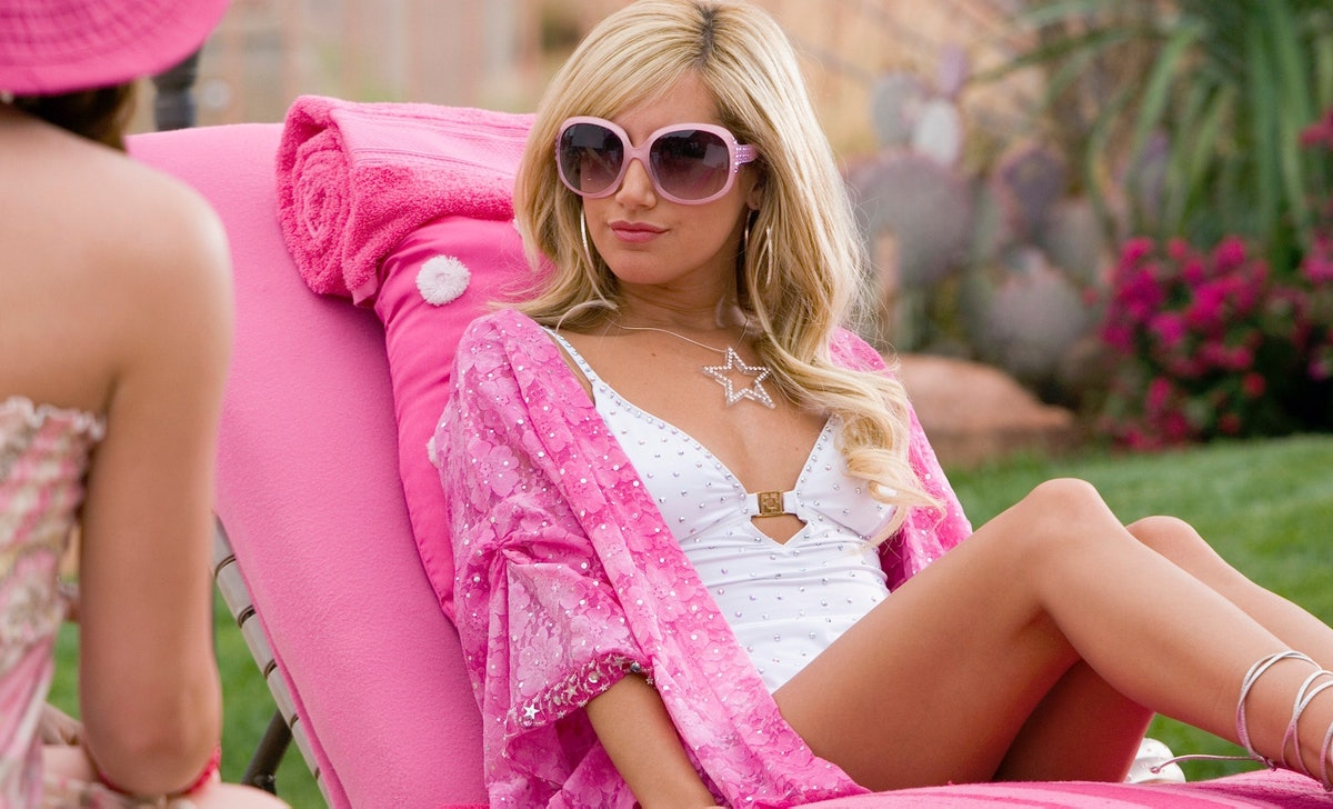Ashley Tisdale won't watch 'High School Musical' with her daughter.