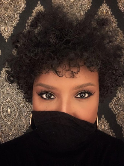 Makeup artist Jennifer Fleming
