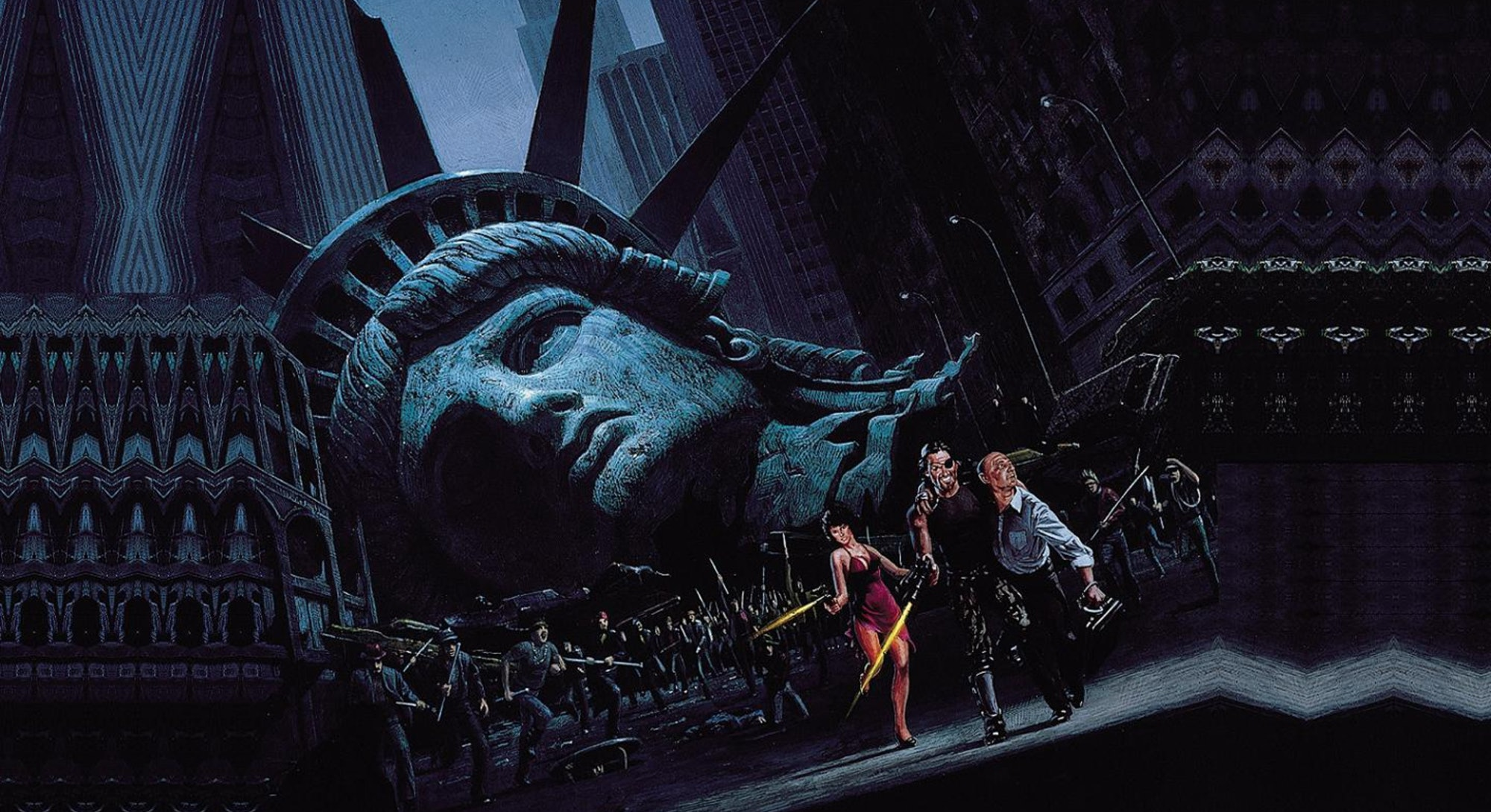 escape from new york hbo max