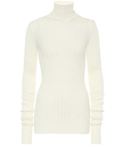 Karen merino wool sweater