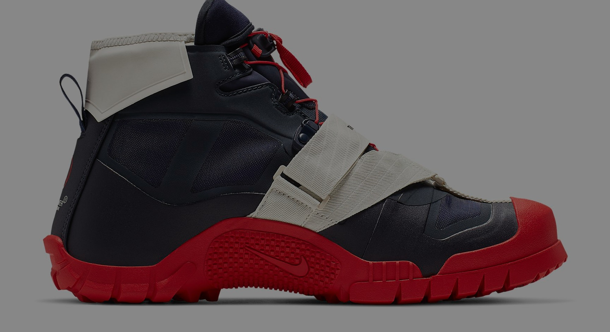 Nike Undercover SFB Mountain boots.