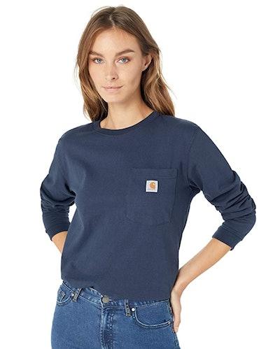 Carhartt Women's Workwear Long Sleeve T-Shirt
