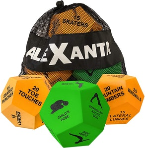 Alexanta Exercise Dice