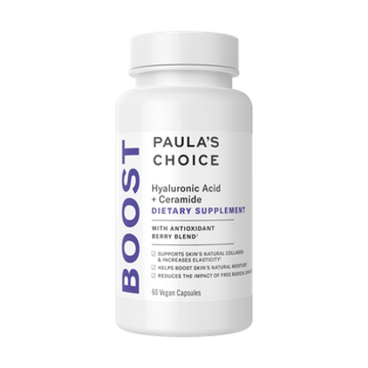 Hyaluronic Acid + Ceramide Dietary Supplement