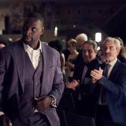 Assane Diop (Omar Sy) in 'Lupin.' Photo via the Netflix press site