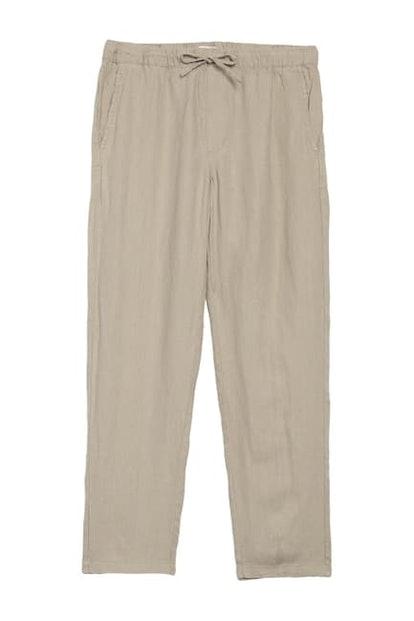 Carter Drawstring Linen Pants