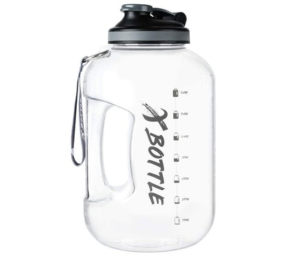 XBOTTLE 1-Gallon Water Bottle (128 Oz.)