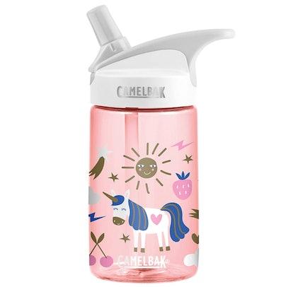 CamelBak Eddy Kids BPA-Free Water Bottle (13.5 Oz.)