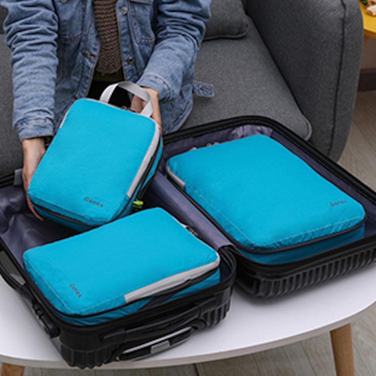Gonex Compression Packing Cubes (Set of 4)