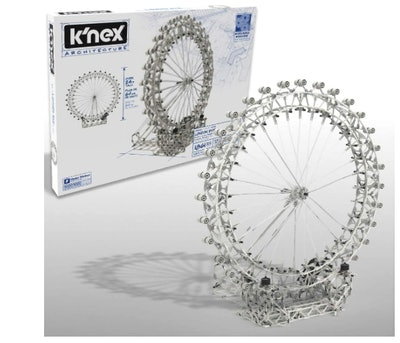 K'NEX Architecture: London Eye Ferris Wheel