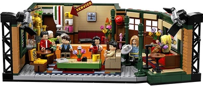 LEGO Ideas Central Perk Building Kit