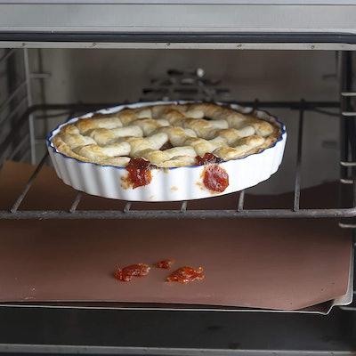Cooks Innovations Copper Nonstick Oven Liner