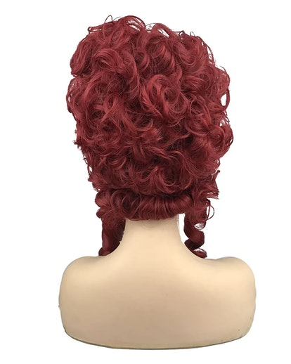 Light in the Box Synthetic Wig Queen Marie Antoinette Curly Vintage Victorian Middle Part Wig