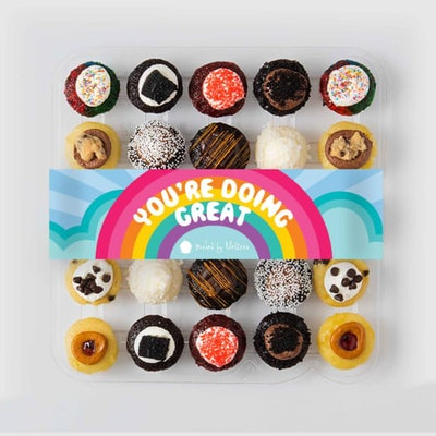 You're Doing Great Cupcakes - 25 Cupcakes Box