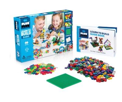 Plus-Plus Learn To Build set